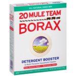 box of 20 mule team borax